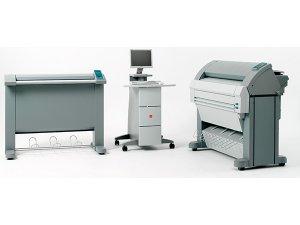 奥西工程打印复印机
