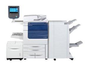施乐彩色激光打印机1