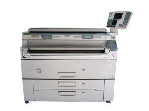 施乐工程打印复印机