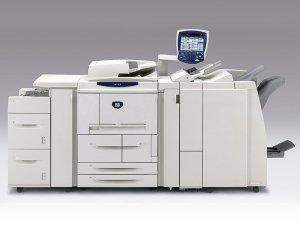 施乐数码黑白复印机
